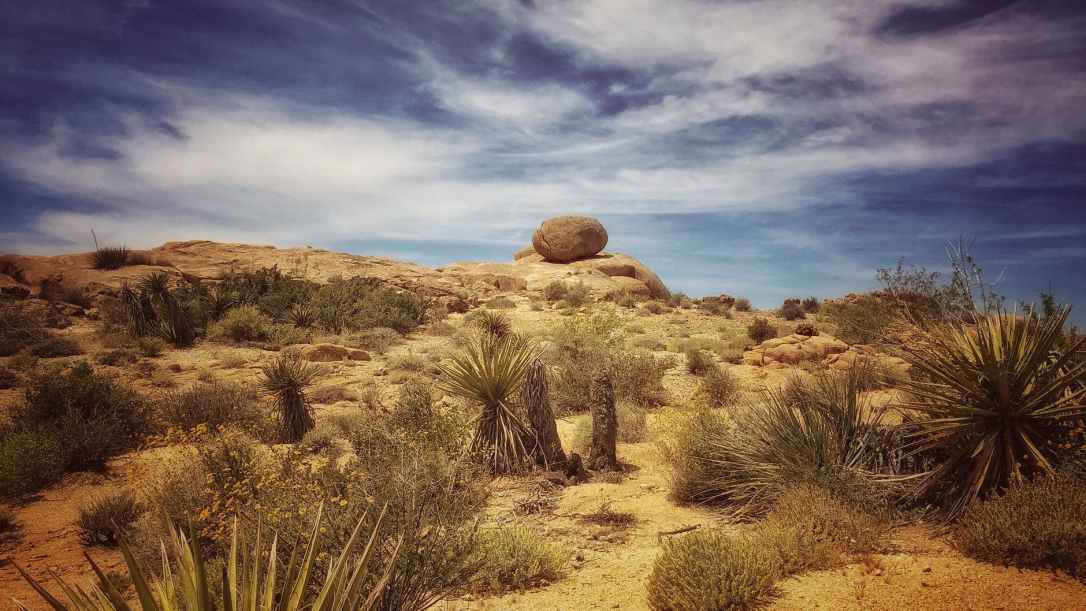 america arid blue boulder