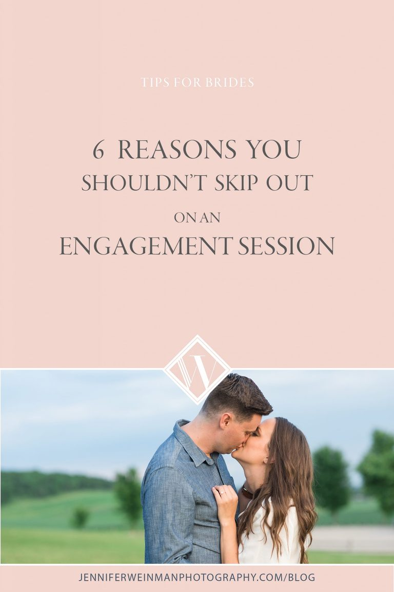 6 reasons to do an engagement session