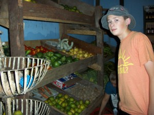 simple life in Nicaragua