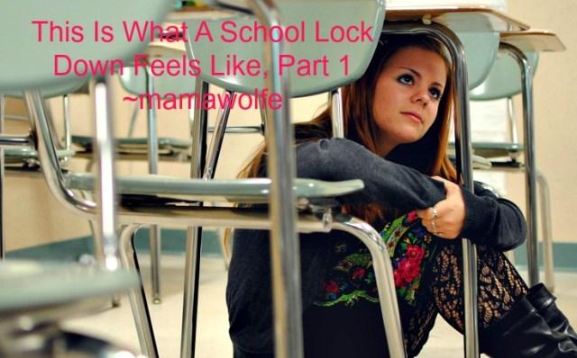 school lockdown part 1 mamawolfe