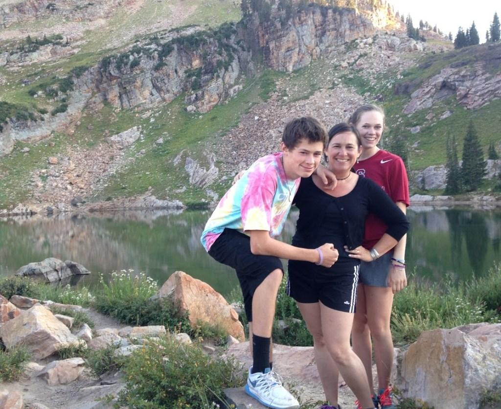 Utah hiking