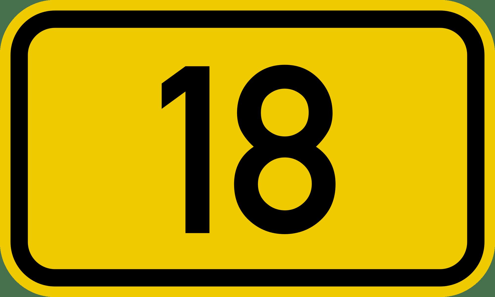 turning 18