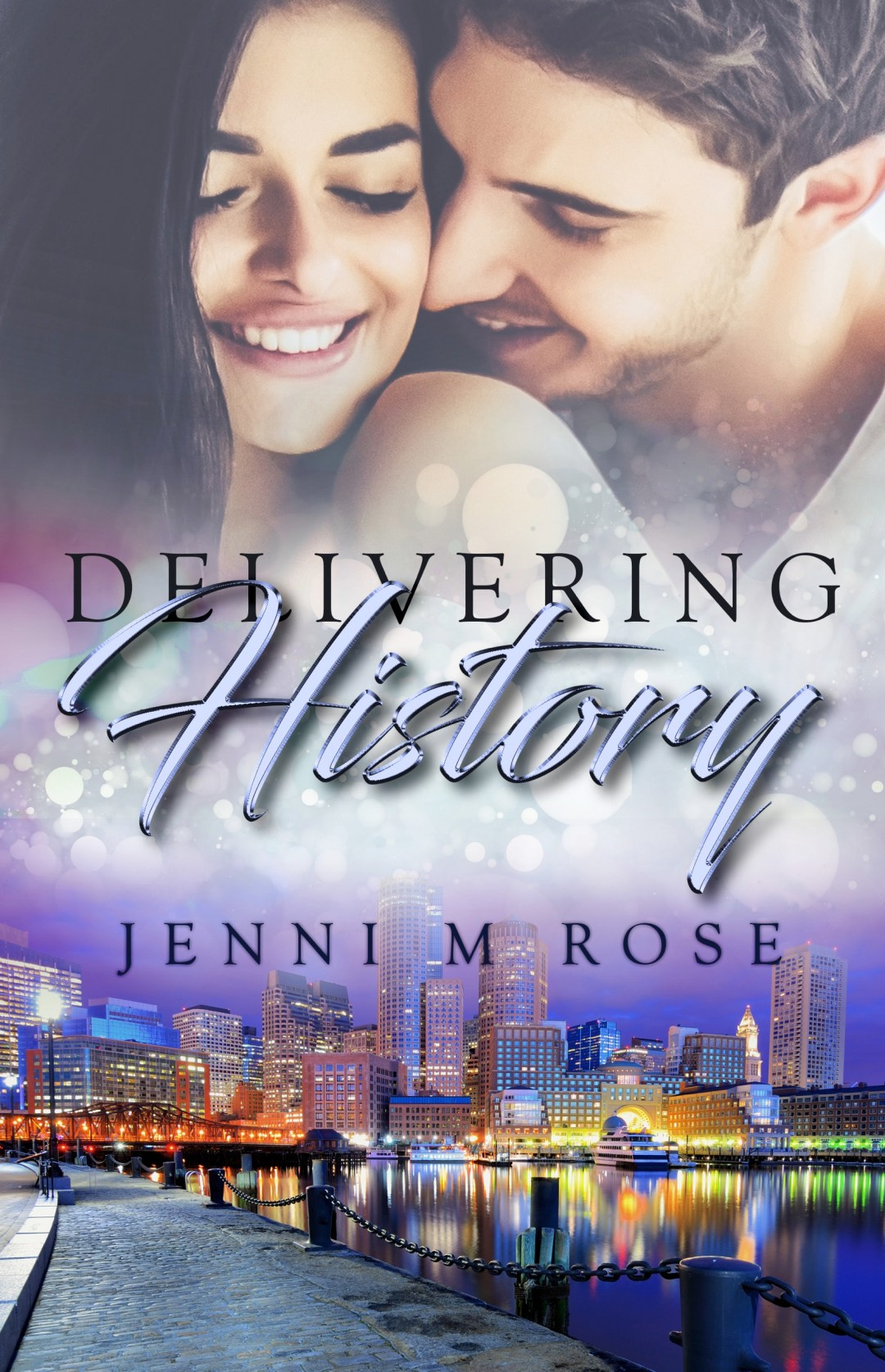 Delivering History Cover