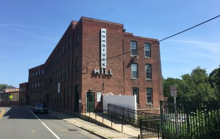 FOR LEASE: Northampton Office in Renovated Mill