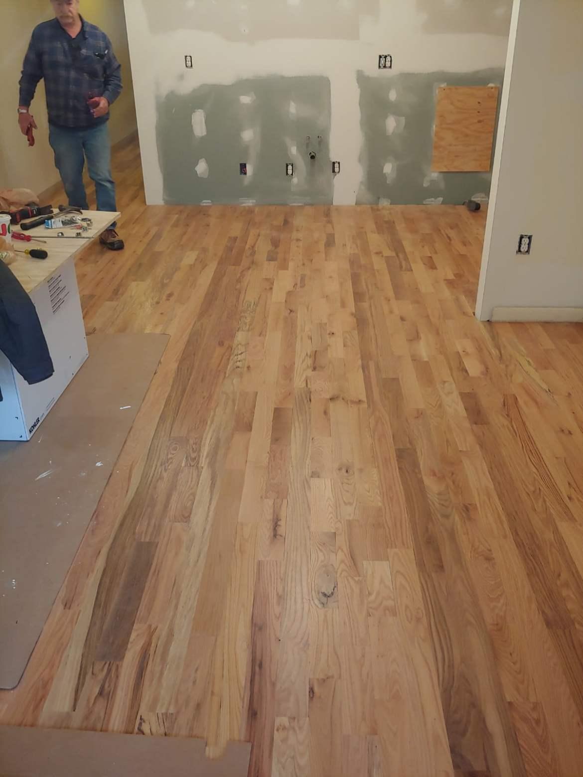 new hardwood floors guilderland