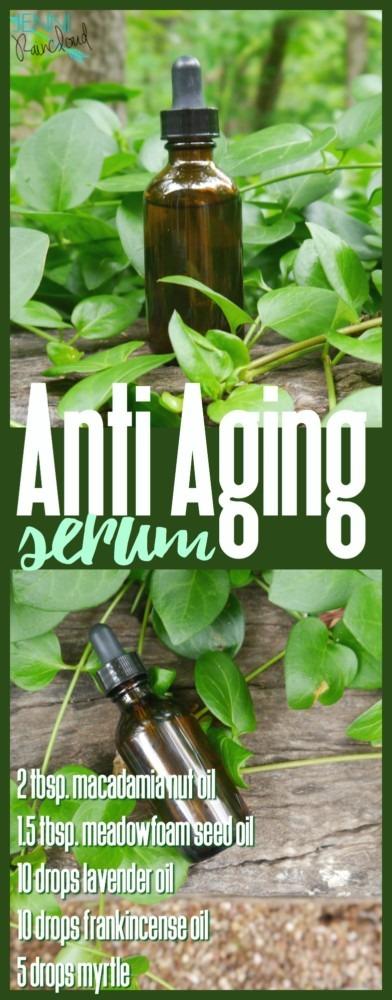 DIY Anti Aging Serum