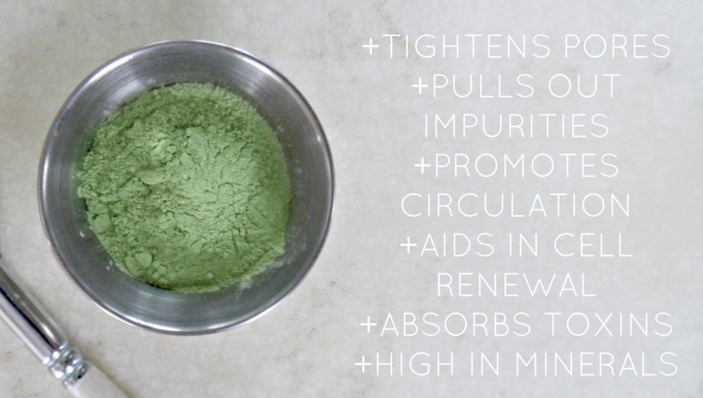The Benefits of French Green Clay