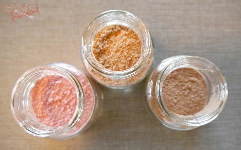 Mineral Make up DIY