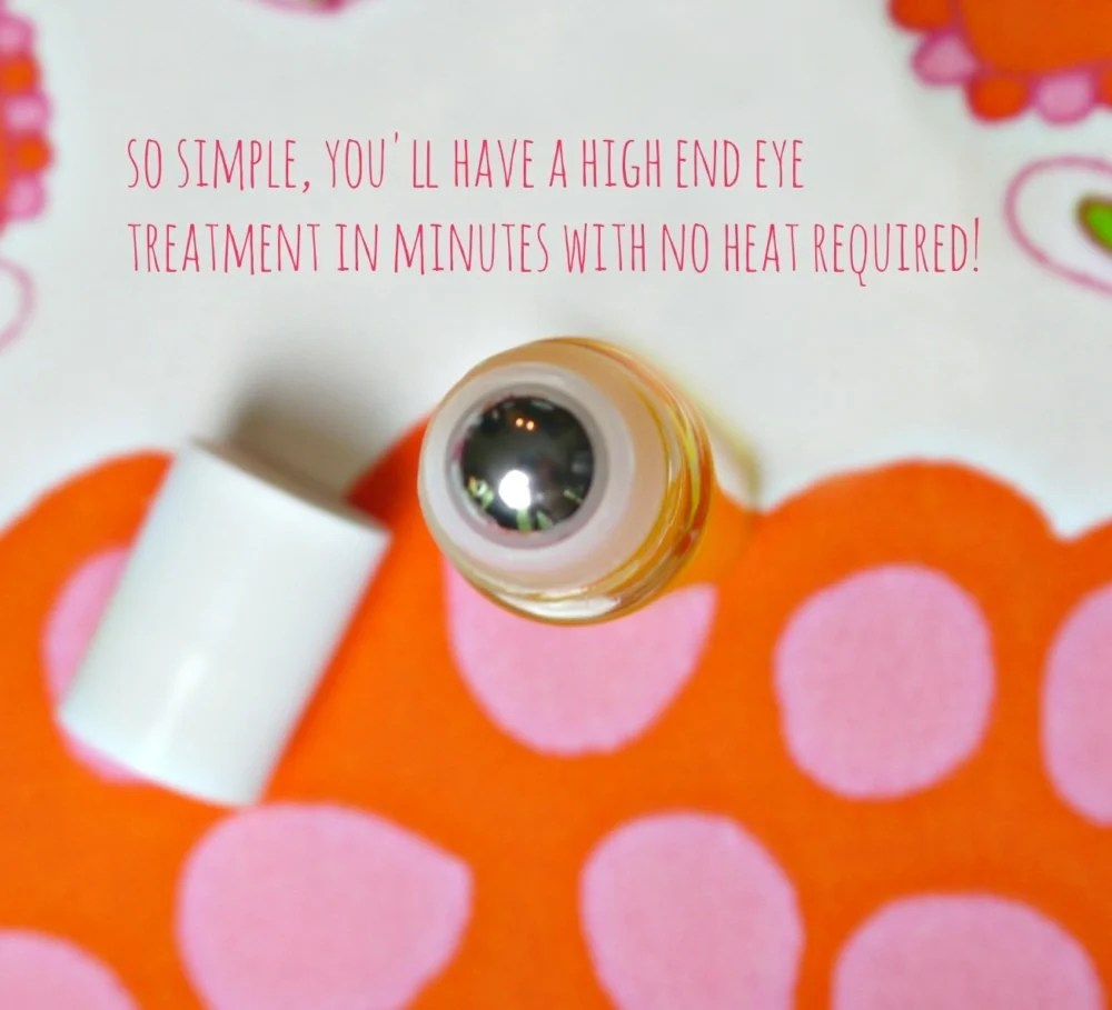 Homemade Eye Treatment