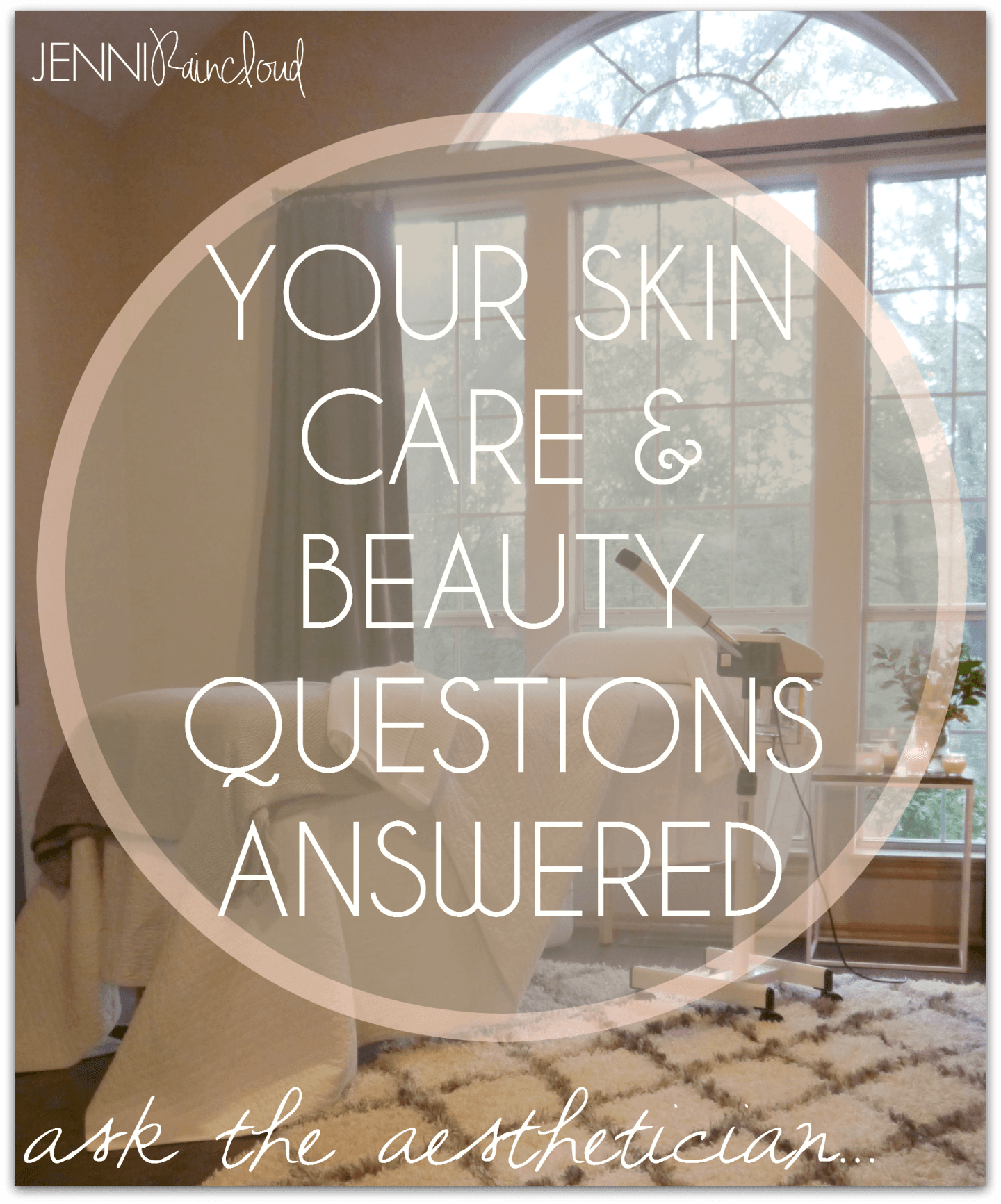 Ask the Aesthetician