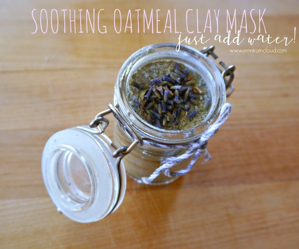 Soothing Oatmeal Mask