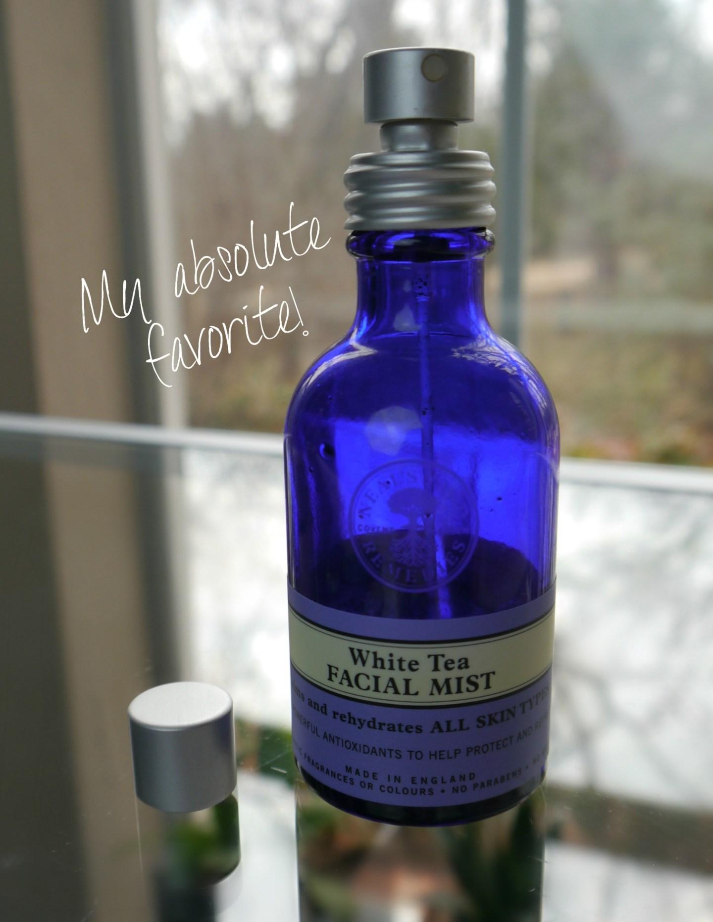 White Tea Facial Mist