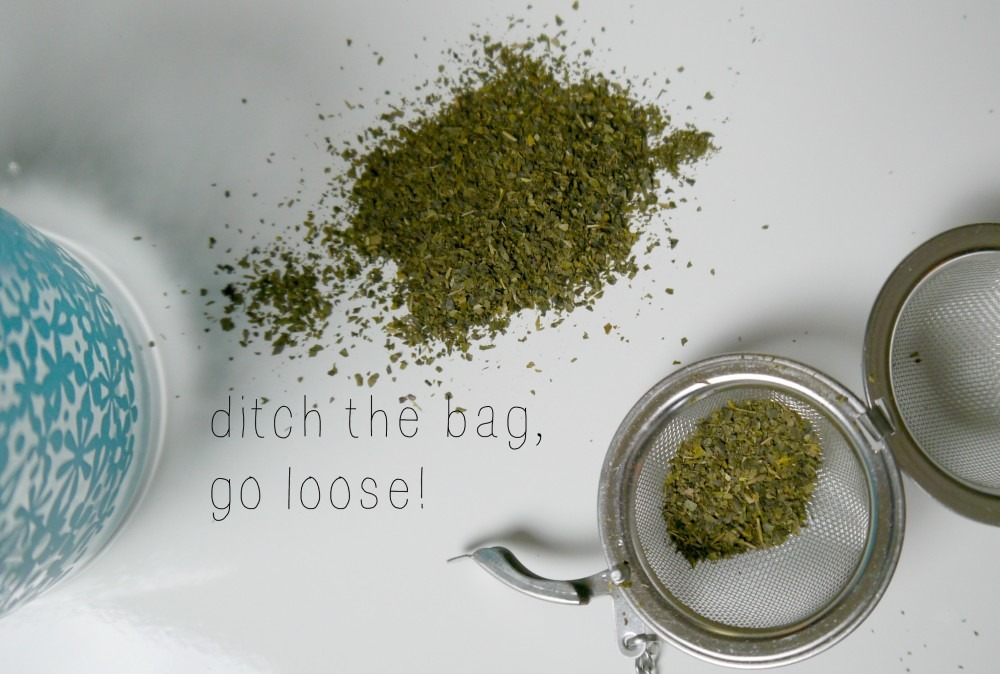Loose Green Tea