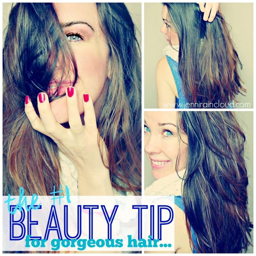 Beauty tip-Baking soda shampoo DIY