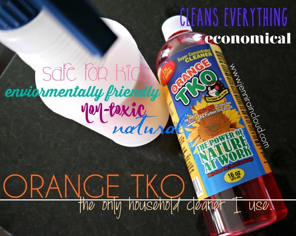 Orange TKO