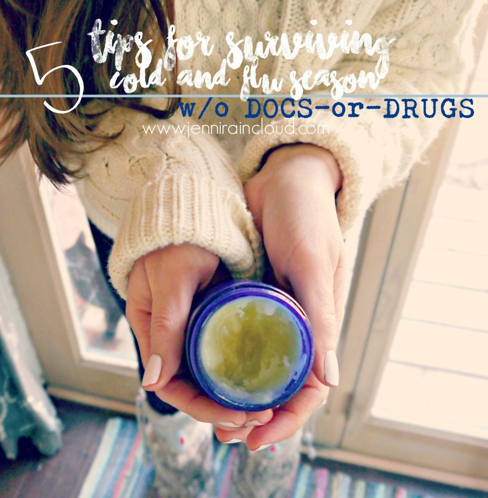 Surviving Cold & Flu
