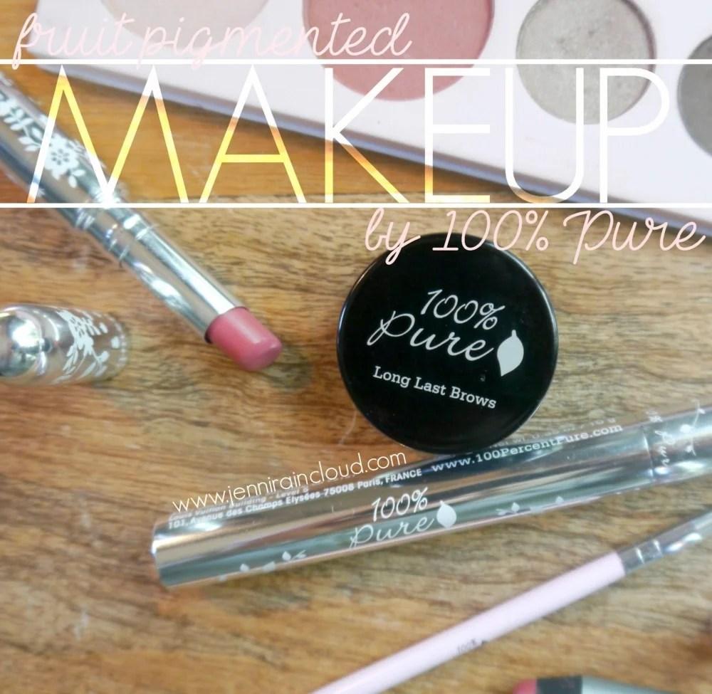 100% Pure Makeup Review