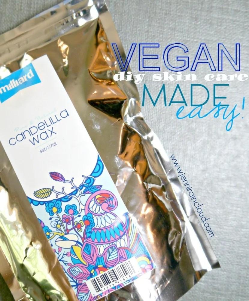 Vegan Candelilla Wax