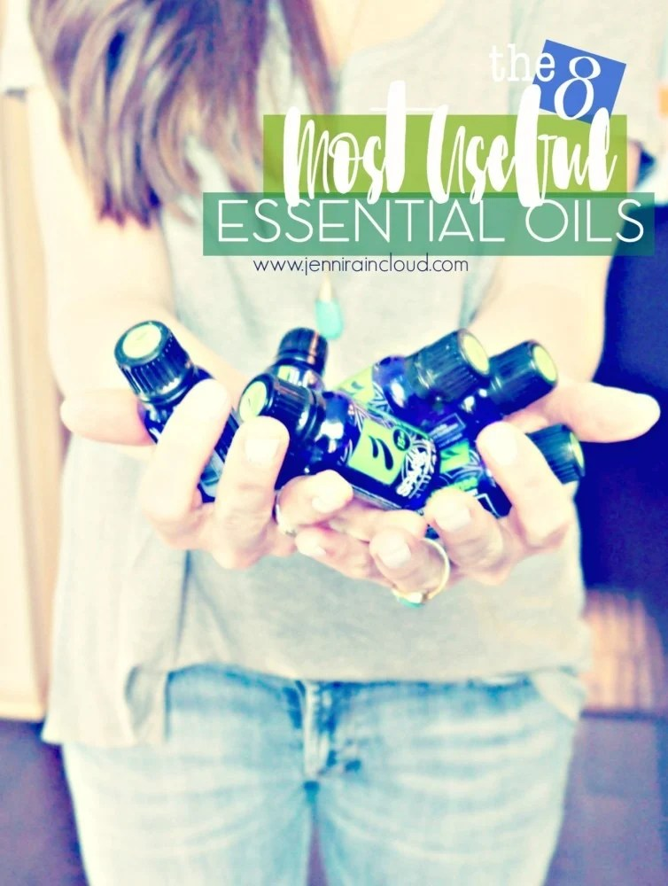 Most Useful Essential Oils
