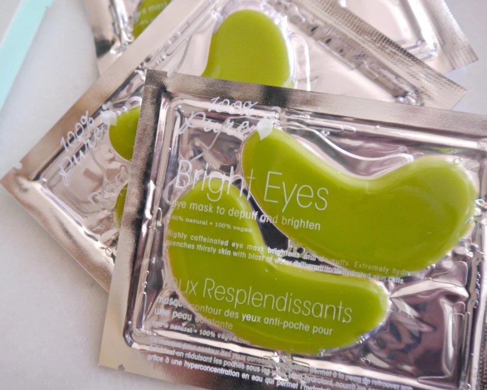 Bright Eyes Eye Pads