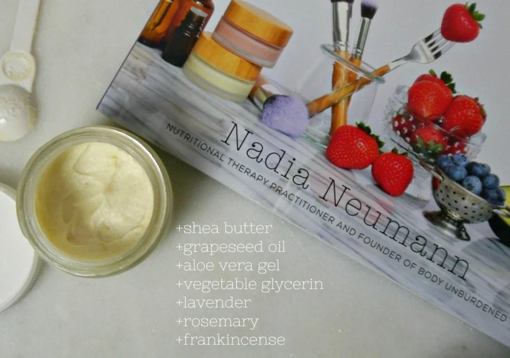 DIY Ultra Moisturizing lotion