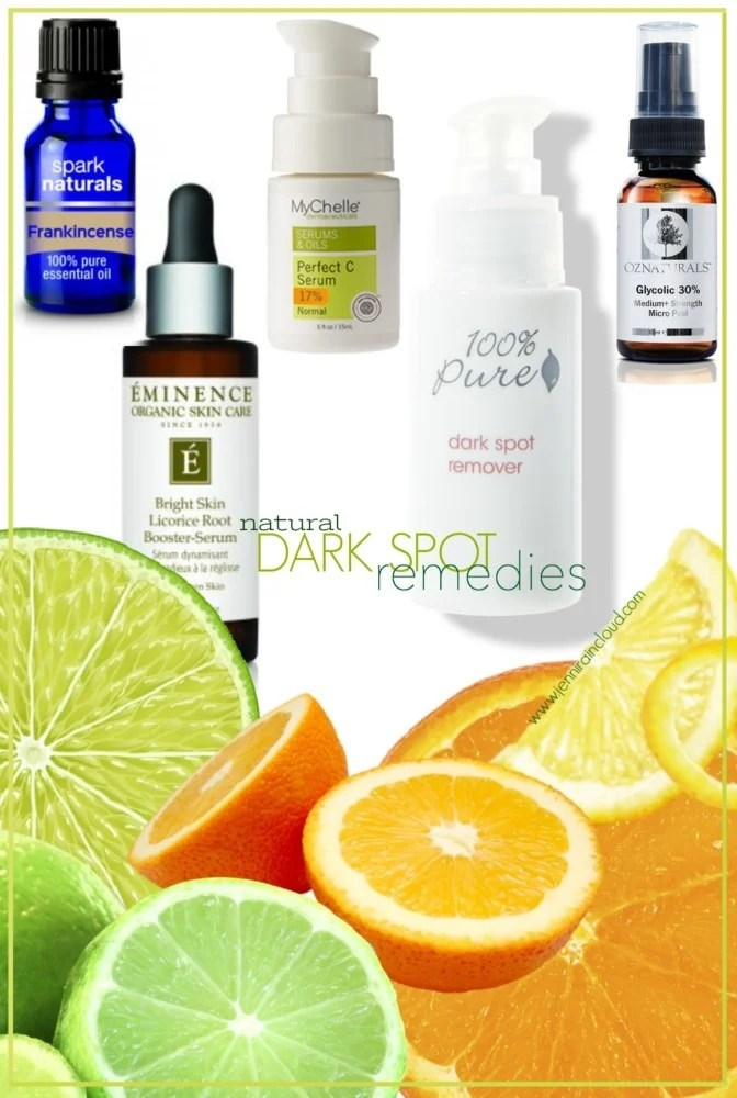 Dark Spot Remedies