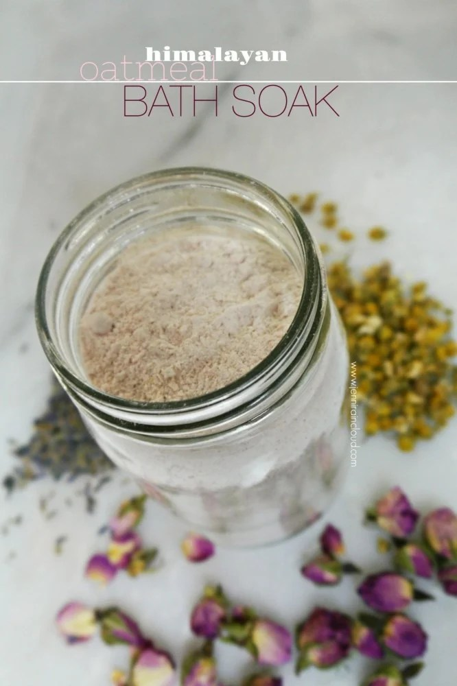 Himalayan Oatmeal Bath Soak