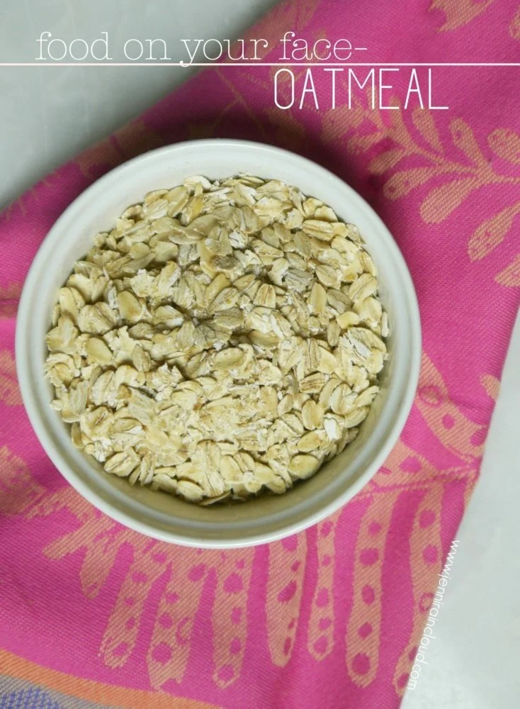 Skin benefits of Oatmeal