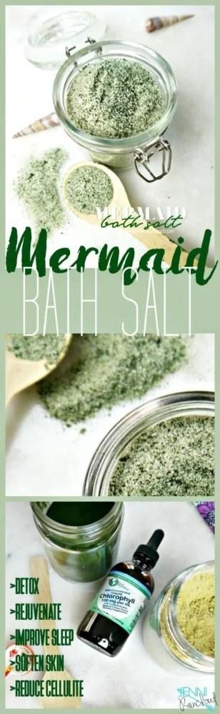 Detox Mermaid Bath Salt