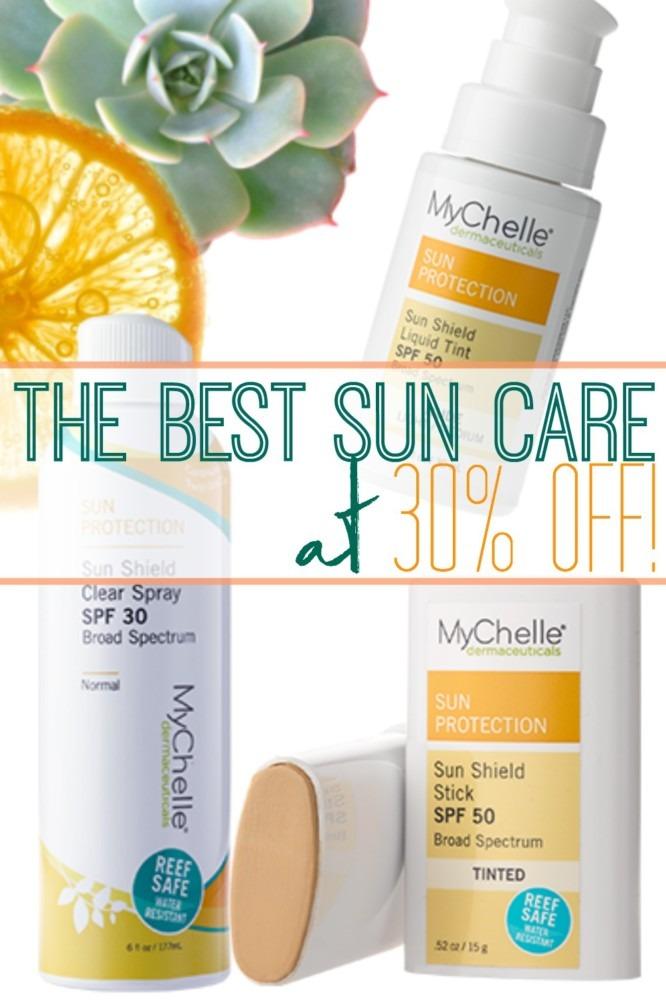 MyChelle Dermaceuticals Sun Care