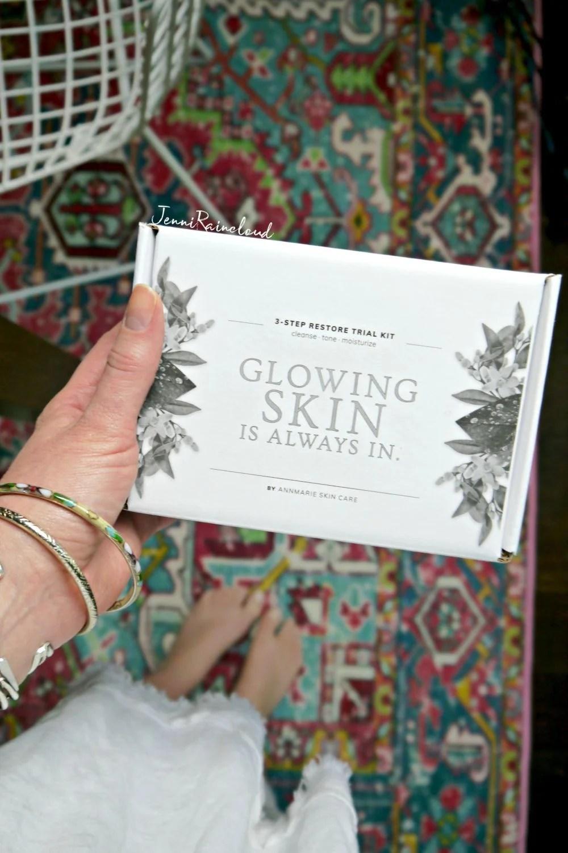 Annmarie Skin care Restore Kit
