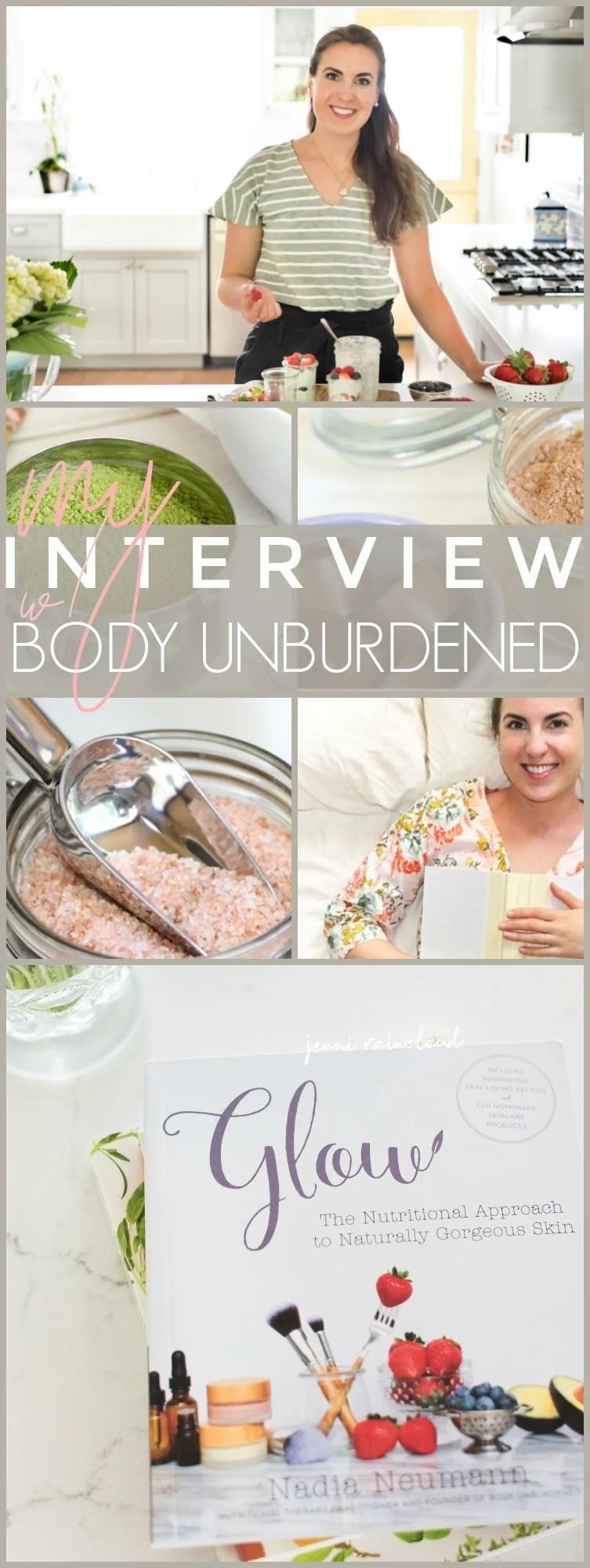 Body Unburdened Interview