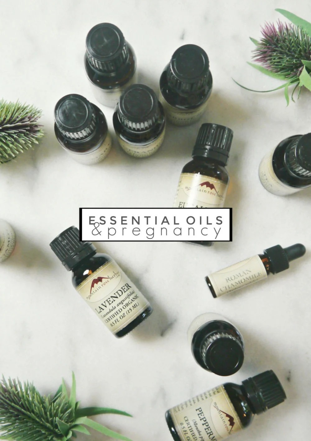 Pregnancy and Essential Oils…