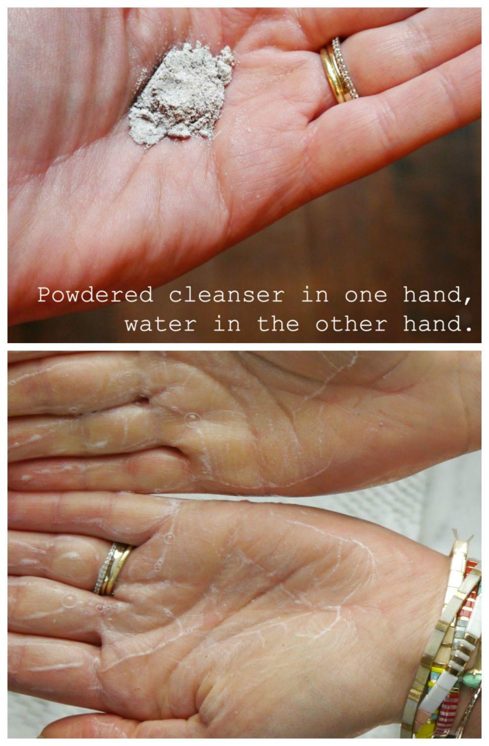 Powder Skin Care 100 Percent Pure