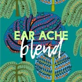 ear ache blend