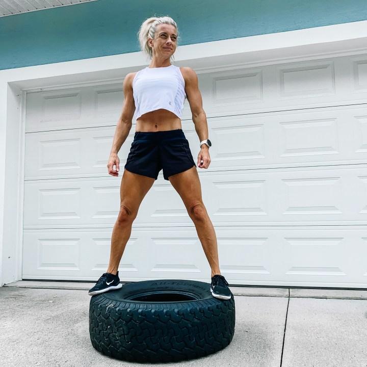 10 Habits of Fit Women