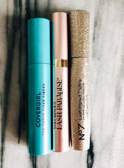 Drugstore Favorites: Mascara!