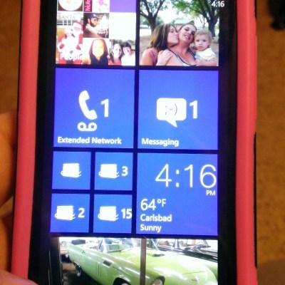 My Customized Windos HTC 8X Home Screen #HTC8 #Troop8x