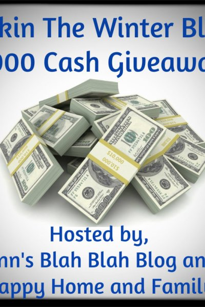 Free Blogger Opportunity – Kickin The Winter Blues $1,000 #Giveaway