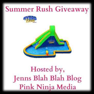 Summer Rush Giveaway