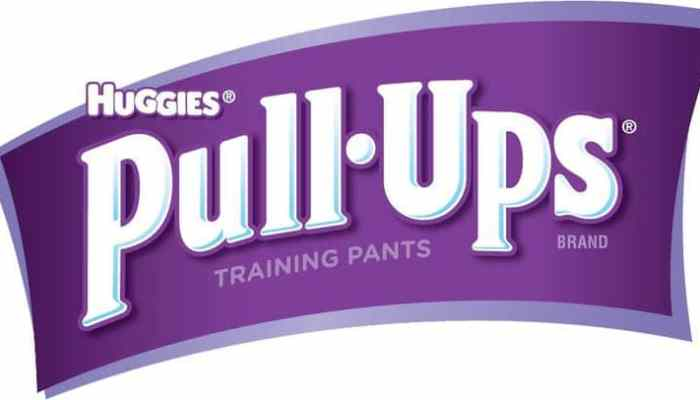 potty training huggies pull ups