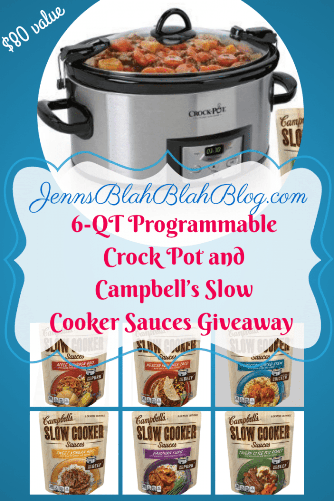 Crockpot Giveaway