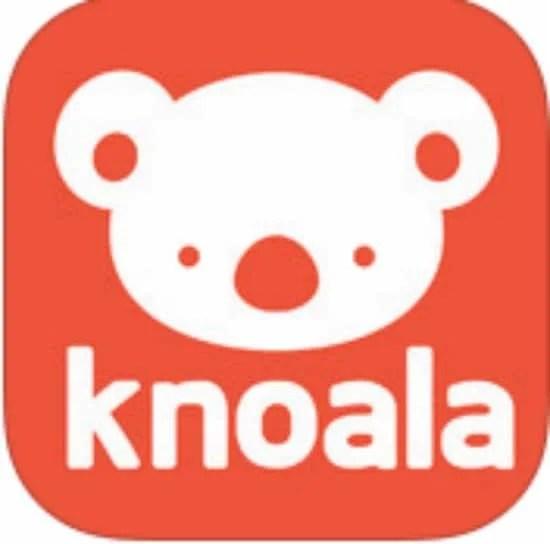 Parenting apps Knoala Logo