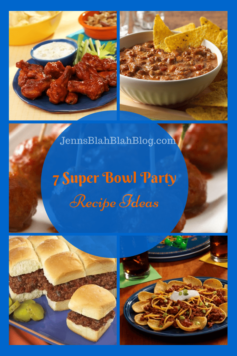 Ten Easy Super Bowl Recipe Ideas Made With Manwich