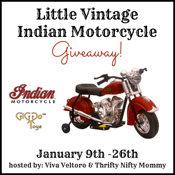 Motorcycle sweepstakes and giveaways