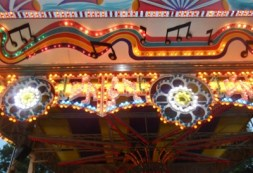 Music Express Carnival Ride