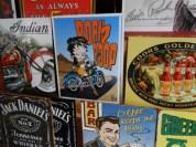 Betty Boop Sign