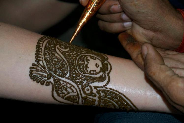 Henna, Chennai