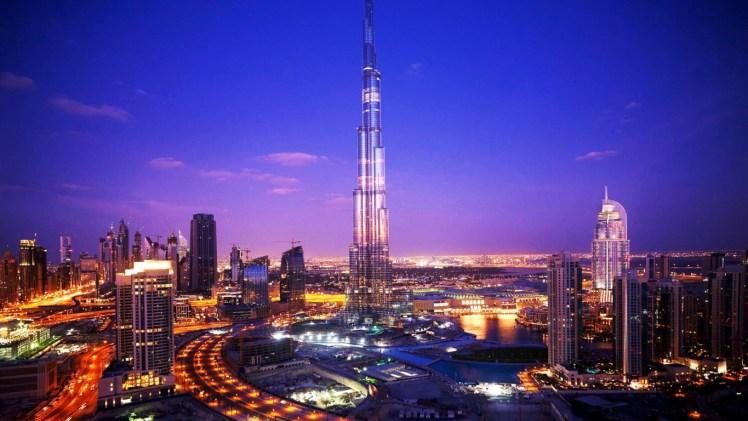 Dubai Skyline Hd Wallpaper (10)