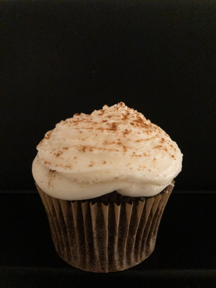 The Grown-Up Chocolate Cupcake